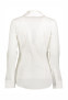 Paris Ruffle Blouse Fitted