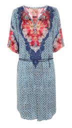 Dea Kudibal Maya Stretch Silk Dress| Vega