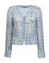 Maruschka de Margo mint deluxe short jacket - Mint deluxe