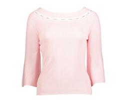 Paris Off-Shoulder Top | pink