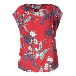 Ravn Bette Flower Top| red