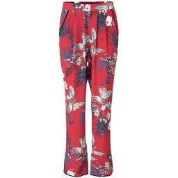 Ravn Bea Flower Pants | red
