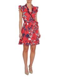 Ravn Cann Flower Dress | red