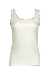 PARIS PEARL TANK TOP