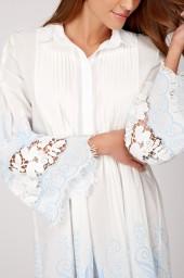 PARIS LACE SHIRT DRESS/TUNIC
