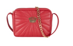 LA CONDESA QUILTED BAG | RED