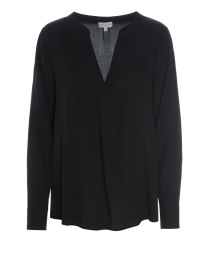 DEA KUDIBAL SANTENA BLOUSE | BLACK