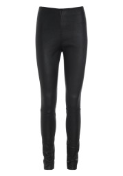 DEA KUDIBAL LEATHER STRETCH PANTS