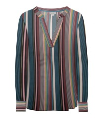DEA KUDIBAL SANTENA STRETCH SILK SHIRT | BASSET BORDEAU