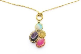 Boks & Baum Venise Multicolored Necklace
