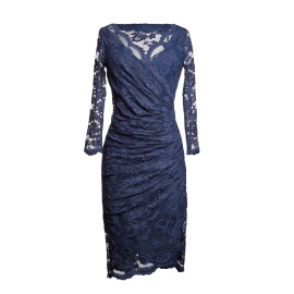Olvis' Lace Dress midnight blue