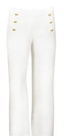 Paris Sailor Pant | white