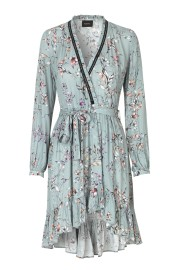 RAVN PORTI DRESS | VINTAGE GREEN