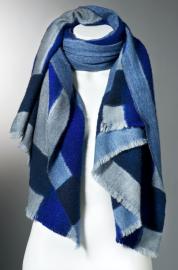 Richiami Couture Modica Scarf | bluette
