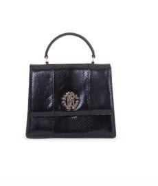 Roberto Cavalli Handbag | black