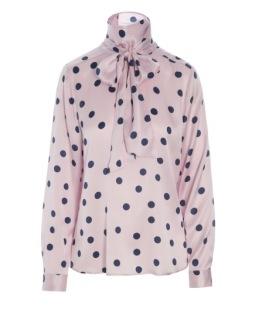 Dea Kudibal - Morgan stretch pink dots