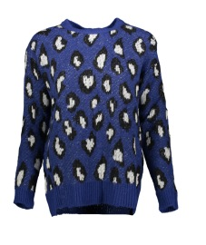 PARIS SWEATER BLUE LEO