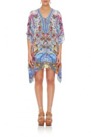 CAMILLA | GEISHA GATEWAYS SHORT KAFTAN