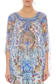 CAMILLA | GEISHA GATEWAYS BLOUSE