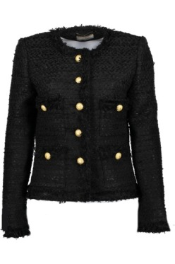 Maruschka De Margo - Tweed jacket Midnight