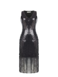 RINASCIMENTO DRESS | SEQUINS AND FRINGES
