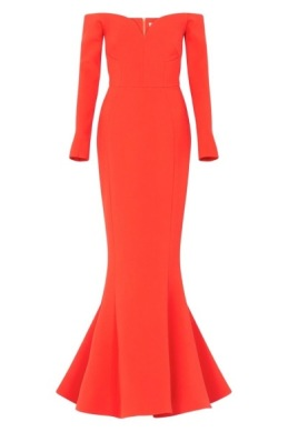 REBECCA VALLANCE- L'AMOUR GOWN DRESS