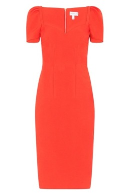 Rebecca Vallance - L'AMOUR DRESS RED