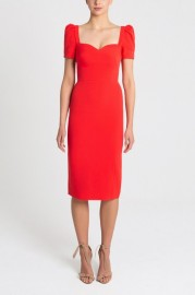 REBECCA VALLANCE | L'AMOUR DRESS RED