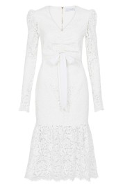 REBECCA VALLANCE | LE SAINT RUCHED DRESS