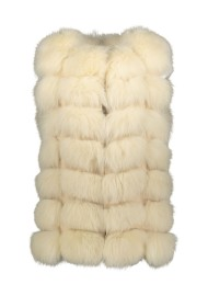 PARIS FOX VEST | CREAM