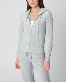 JUICY COUTURE | VELOUR SET SILVER LINING