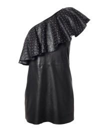 NOUR HAMMOUR | VIOLETTE STUDDED DRESS