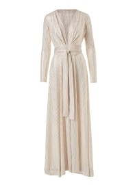 MELISSA ODABASH | MAXI DRESS GOLD