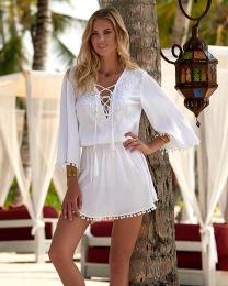 Melissa Odabash - Kiah Luxe Bohemian dress