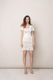 IDA SJÖSTEDT | MILA DRESS IVORY