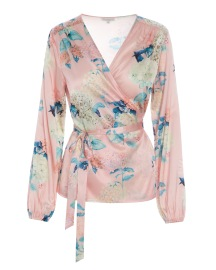 DEA KUDIBAL | SOLANGE EXCLUSIVE TUNIC BLOOM
