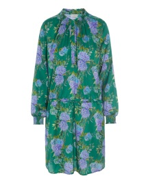DEA KUDIBAL | AURA EXCLUSIVE DRESS HORTENSIA GREEN