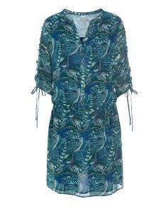 DEA KUDIBAL | INES EXCLUSIVE DRESS KLEE BLUE