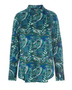 DEA KUDIBAL | CHELSEA EXCLUSIVE BLOUSE KLEE BLUE