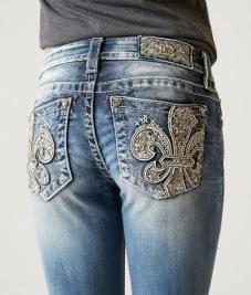 Miss Me Jeans - Classic skinny stretch-  Maruschka de Margo