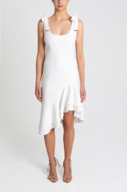 REBECCA VALLANCE | DE JOUR DRESS IVORY