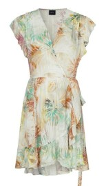 RAVN BELLY DRESS | MIAMI PALMS FLOWER