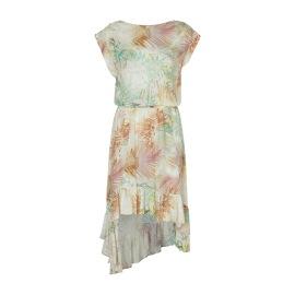 RAVN TROPIC DRESS | MIAMI PALMS FLOWER