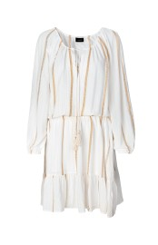 RAVN CAPRI DRESS | CREAM & GOLD