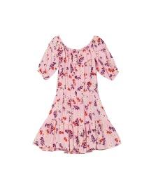BY TIMO | SINGOALLA DRESS 854 bloom