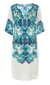 DEA KUDIBAL | MAYA EXCLUSIVE DRESS | GLACE BLUE