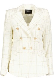 PARIS TWEED IVORY TWEED  | GUILDED BUTTONS