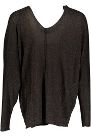 PARIS SWEATER BATWING | BLACK