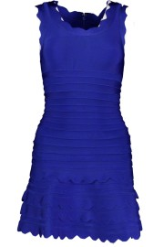 PARIS BAND DRESS | ROYAL BLUE