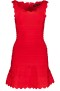 PARIS BAND DRESS | RED